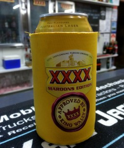 Queensland's own beer, XXXX