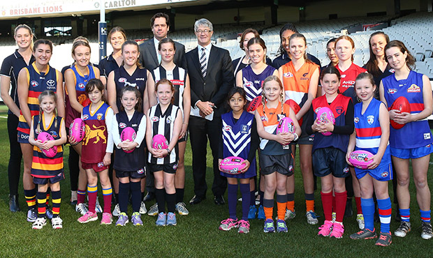 AFL Womens Teams
