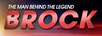 Brock logo from the channel 10 TV mini series