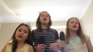 hairbrush singing video
