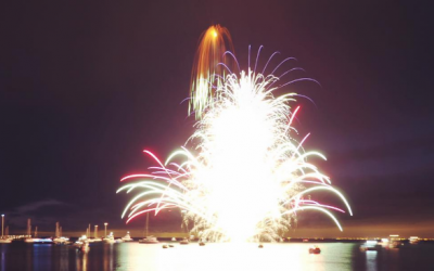 Is it cheating to only edit fireworks photos with Instagram?