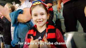 Karla YouTube screenshot