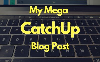 18 Months Later… My Mega Catch-Up Blog Post