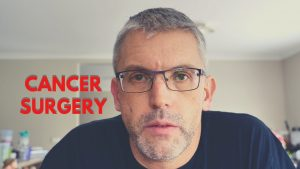 Simon Yeo - cancer surgery